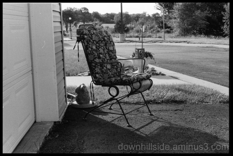 Rosalyn's Chair