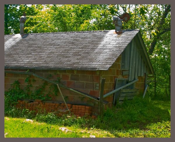 Old Brooder House for Chickens?
