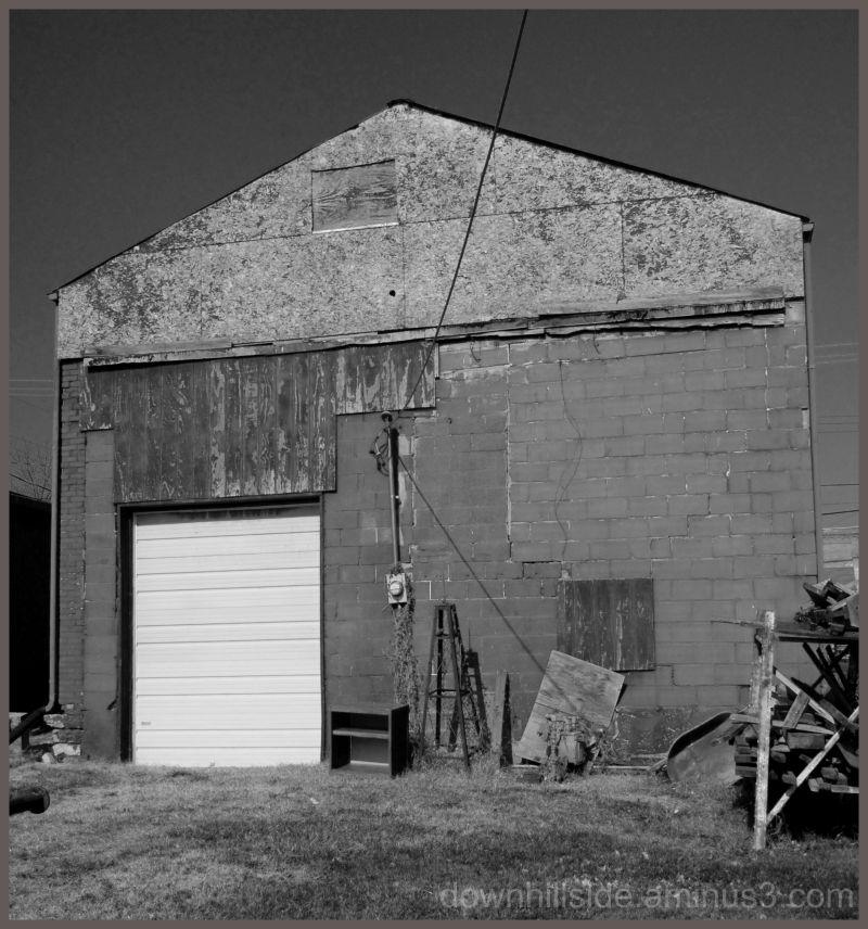 Miller Organ Co. -  Back Door