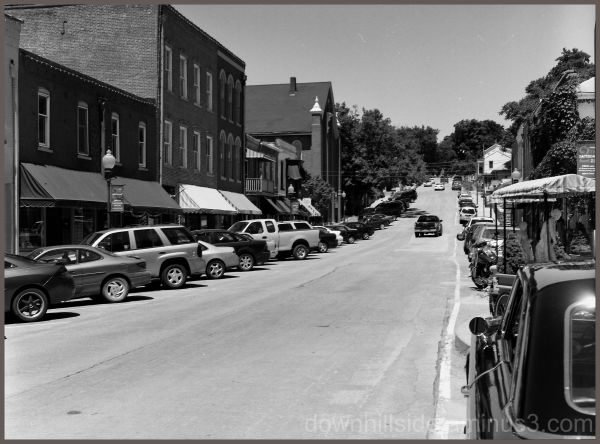 A Piece of Main Street - Weston, Missouri