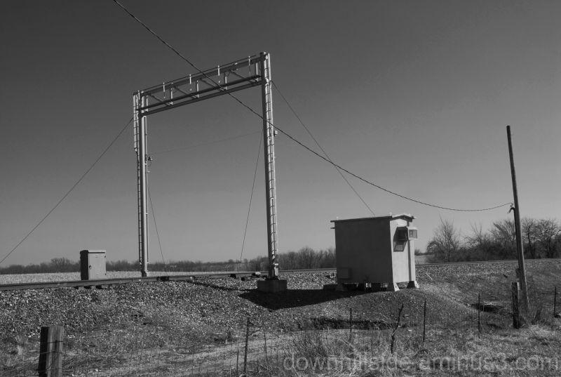 Railroad Signal Device