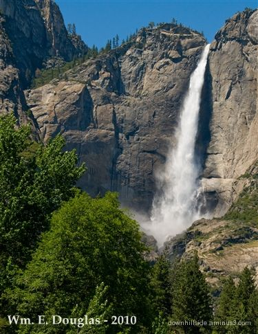 Yosemite Falls - Upper Falls