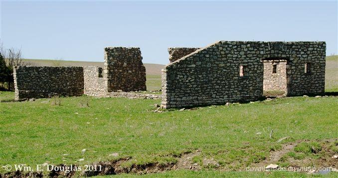 Skeletal Walls
