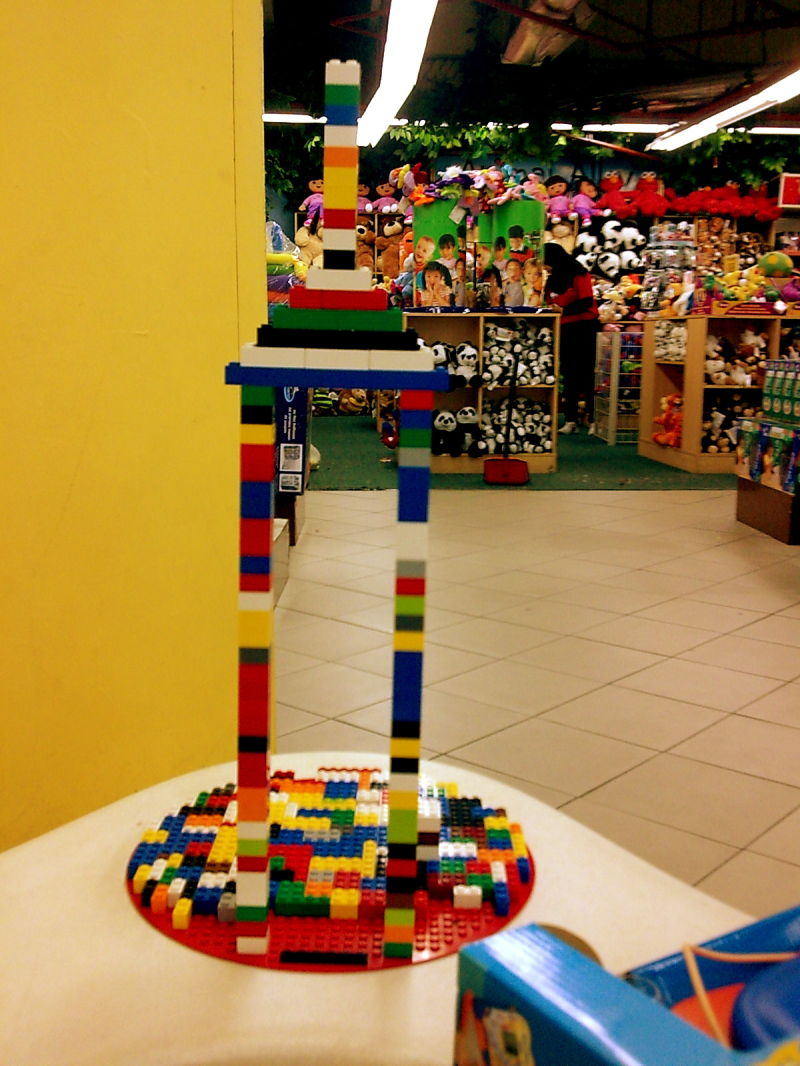 Lego Tower?