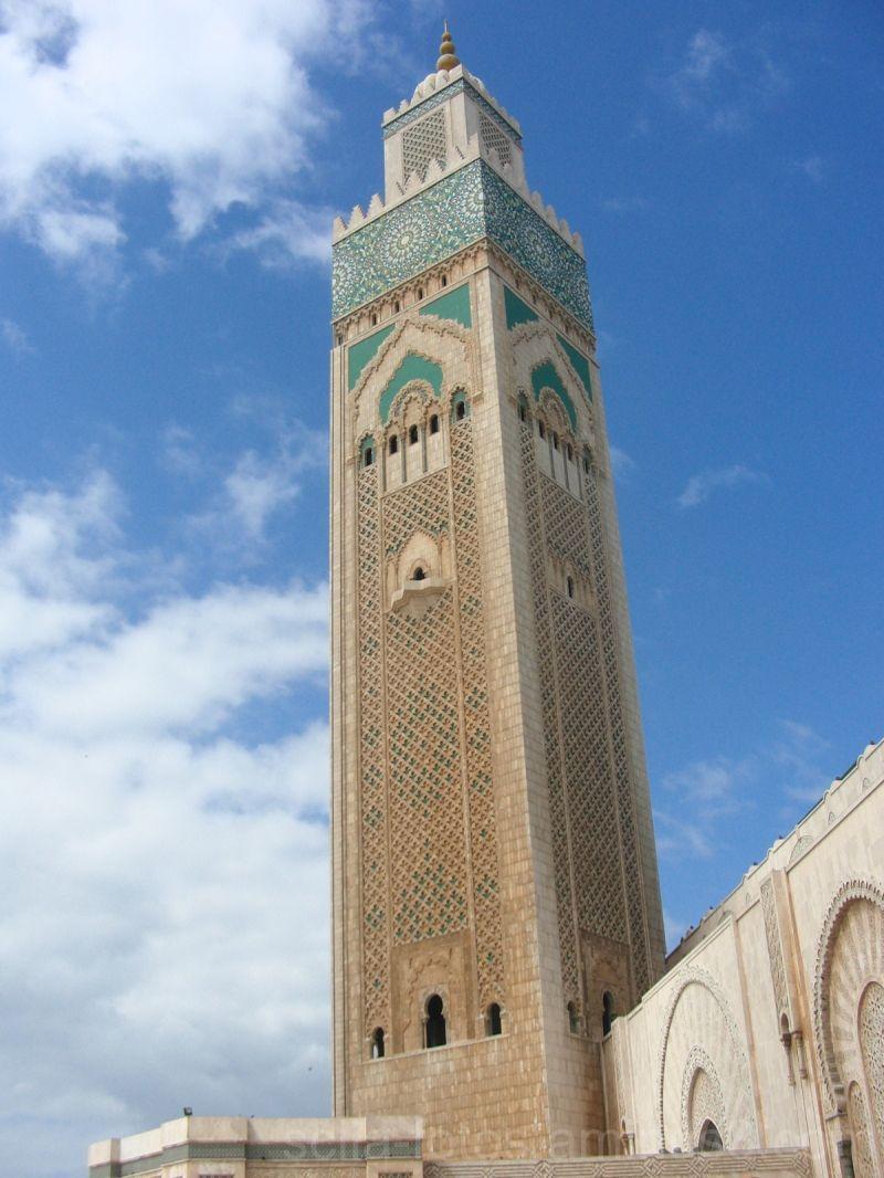 Mezquita-Casablanca (Marruecos)