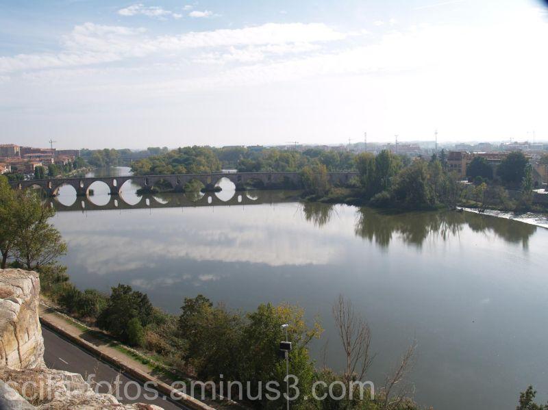 Puente viejo -Zamora