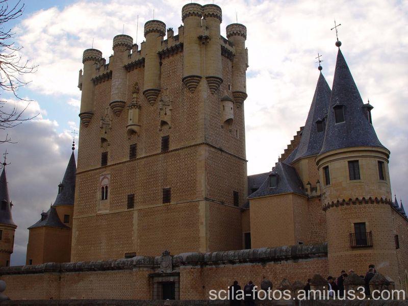 Alcázar de Segovia-España