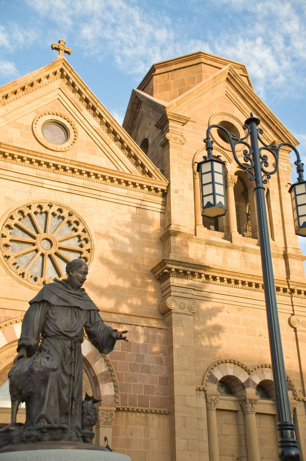 Basilica St. Francis  Santa Fe