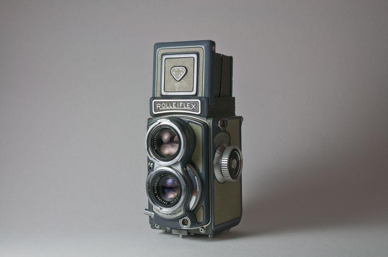 Rolleiflex Baby 4x4