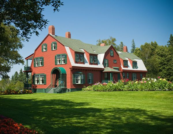 Roosevelt Cottage Campobello