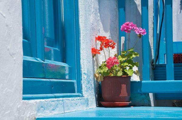 Reflecting on Mykonos