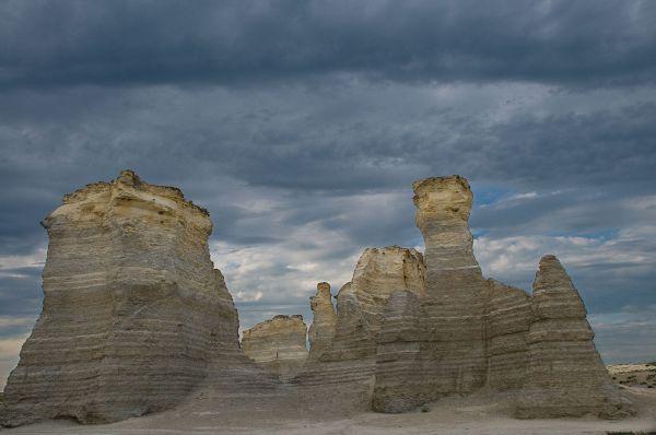 Monument Rocks II