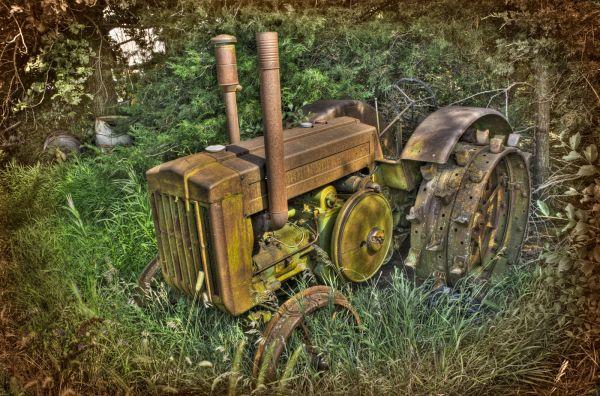 Old Model 'D'