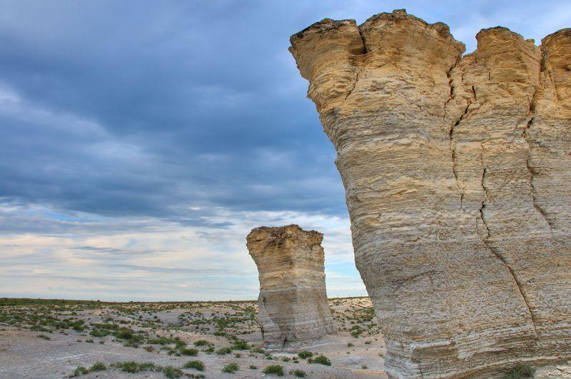Monoliths on the Plains