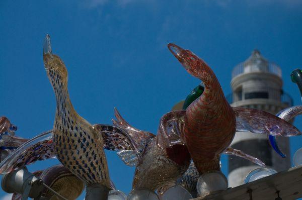 Murano Ducks