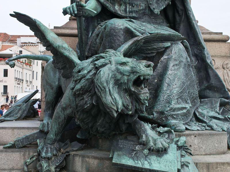 St. Mark's Lion I