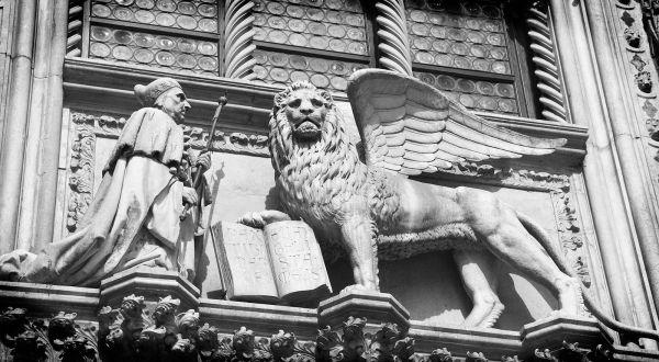 St. Mark's Lion V
