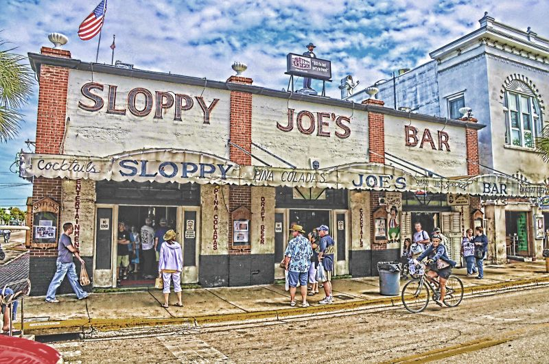 Sloppy Joe's (Topaz)