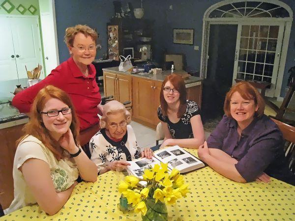 Family Photo Stories