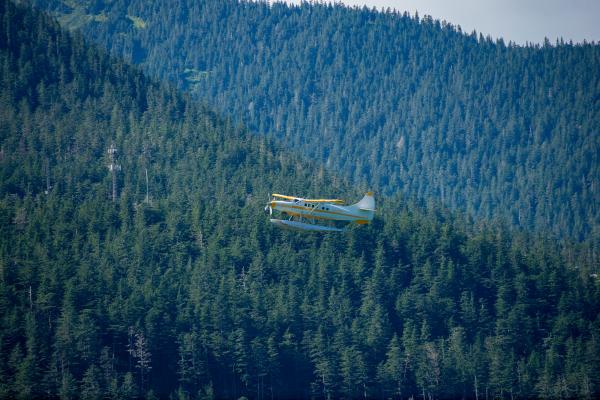 Juneau Float Plane