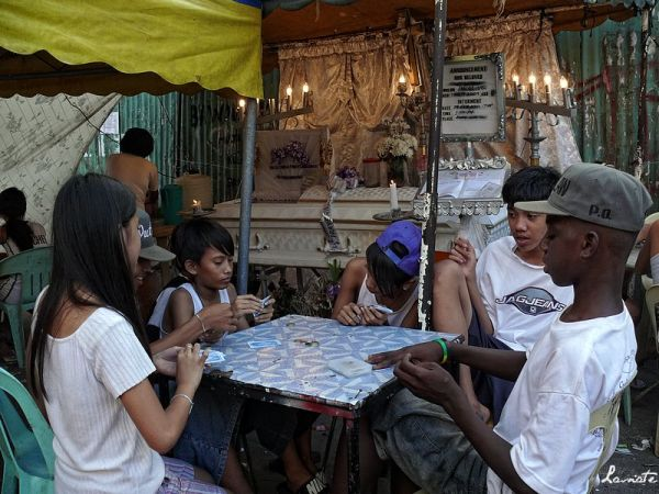 manila, children, game