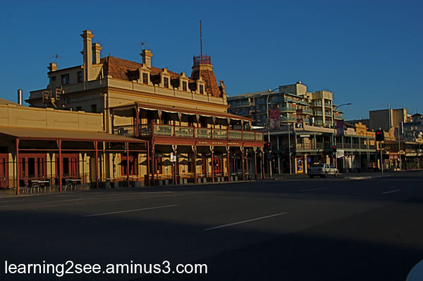The Stag Hotel, East Terrace, Adelaide