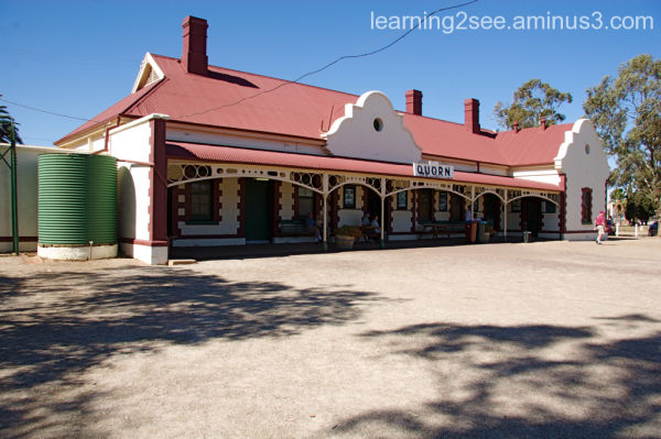 Quorn Railway Station, South Australia