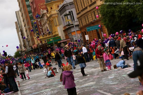 Adelaide Christmas Pageant 2008