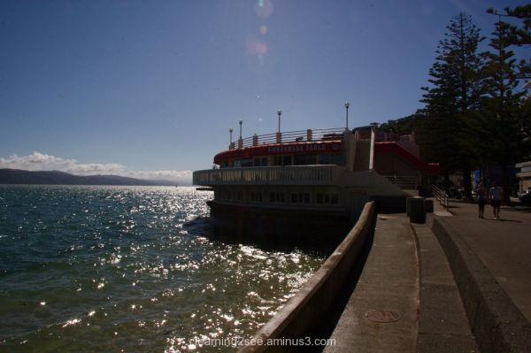 Fisherman's Table restaurant in Wellington