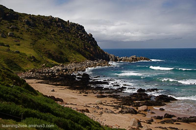 A Rocky Beach