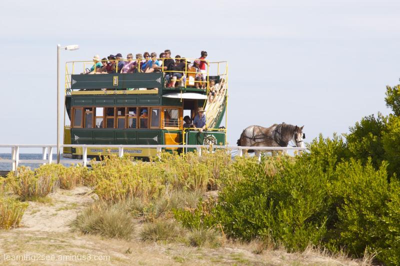 The Granite Island Tram