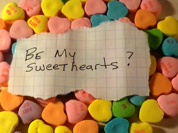 Be My Sweethearts?