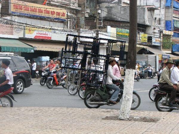 More Bikes of Burden