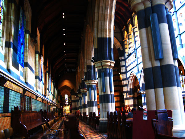 cathedral, melbourne