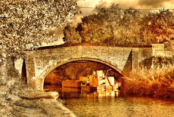 Bridgewater Canal Dunham A100
