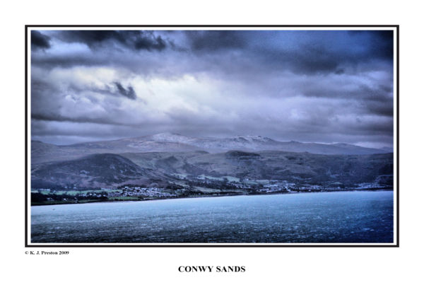 CONWY SANDS