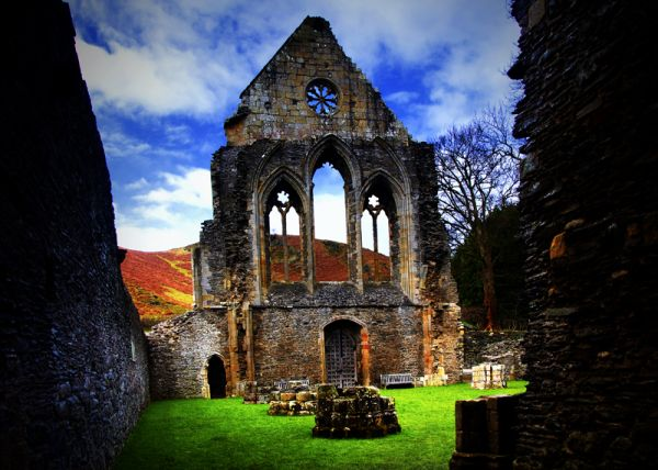 ABBEY OF VALLE CRUCIS