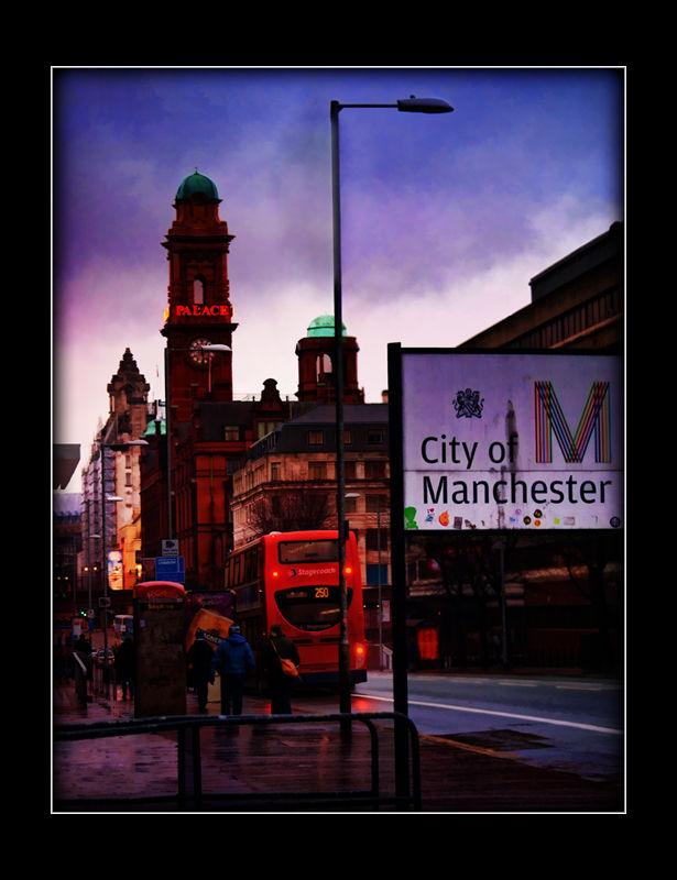 Rain Skies Of Manchester