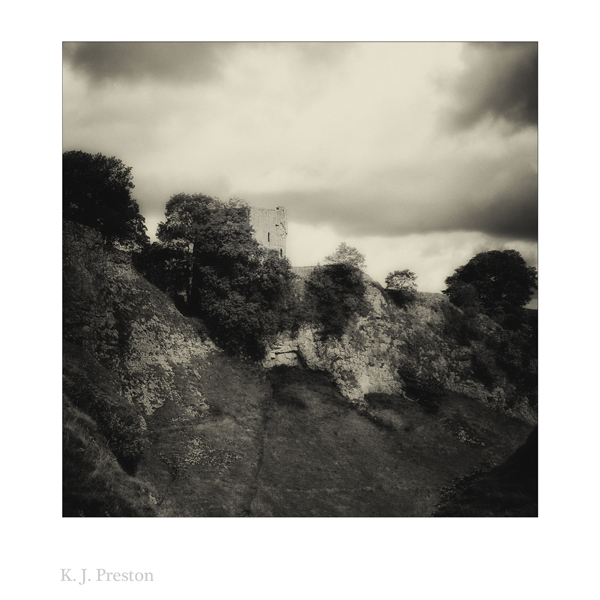 Peveril Castle Castleton