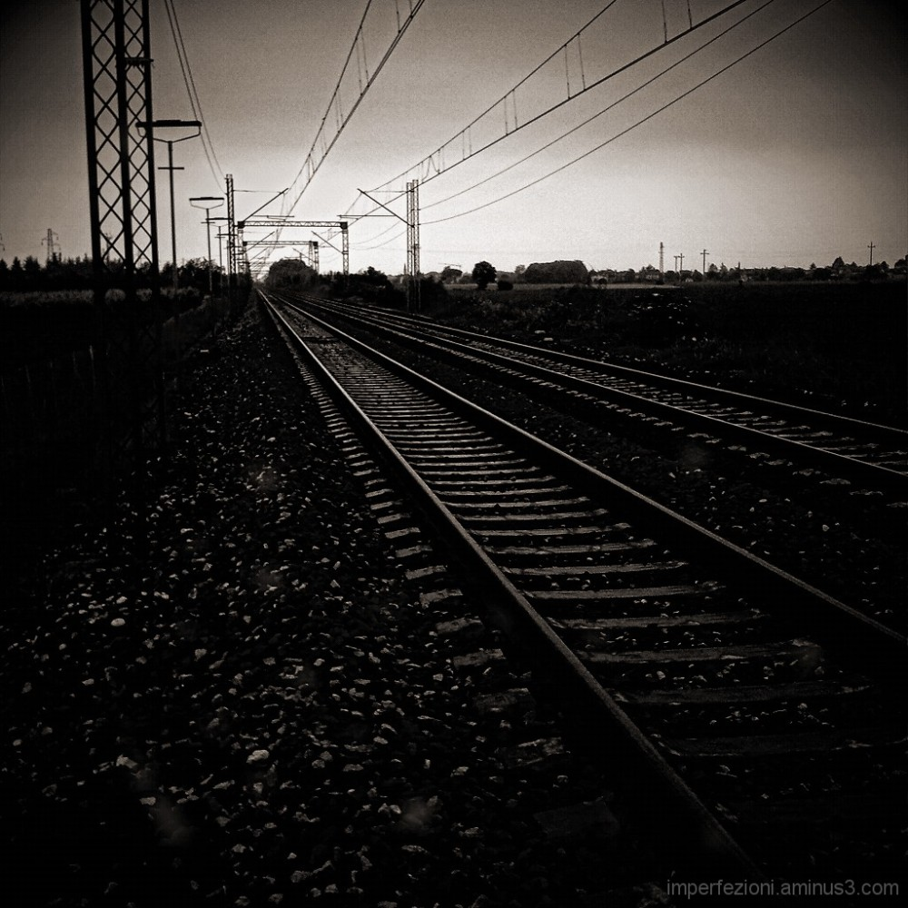 Solitudini #6 - Road to nowhere