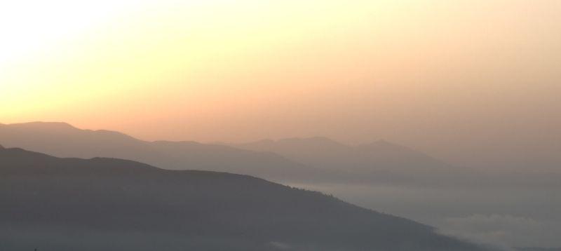 Sunset ,Mazichal