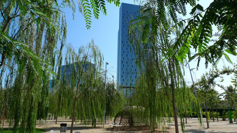 central park barcelona nouvel perrault