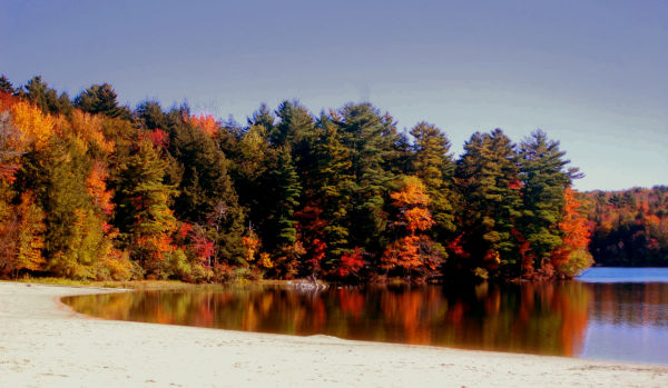 Fall Colors, Upstate New York
