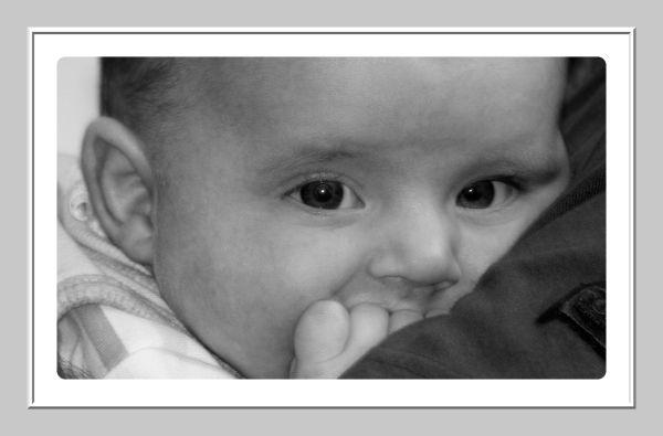 Les doux yeux d'un enfant....