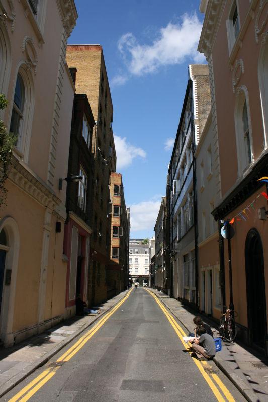 Soho, London