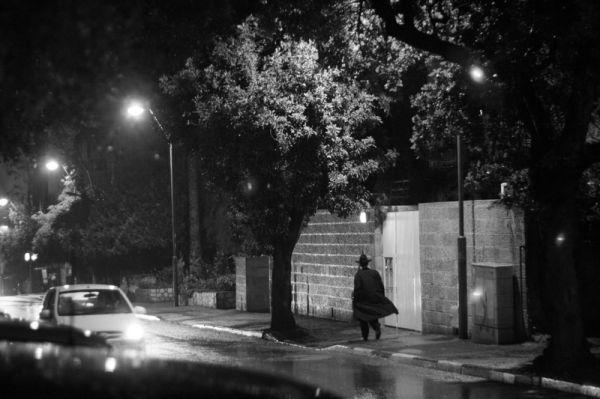 Jerusalem night scene