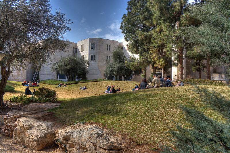 HDR at university