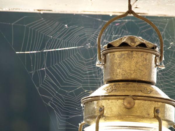 Cobweb Lantern