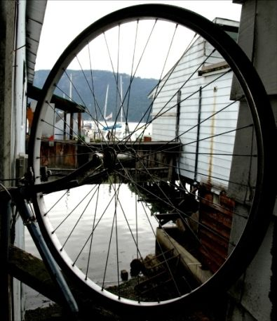 Bike Wheel Cowichan
