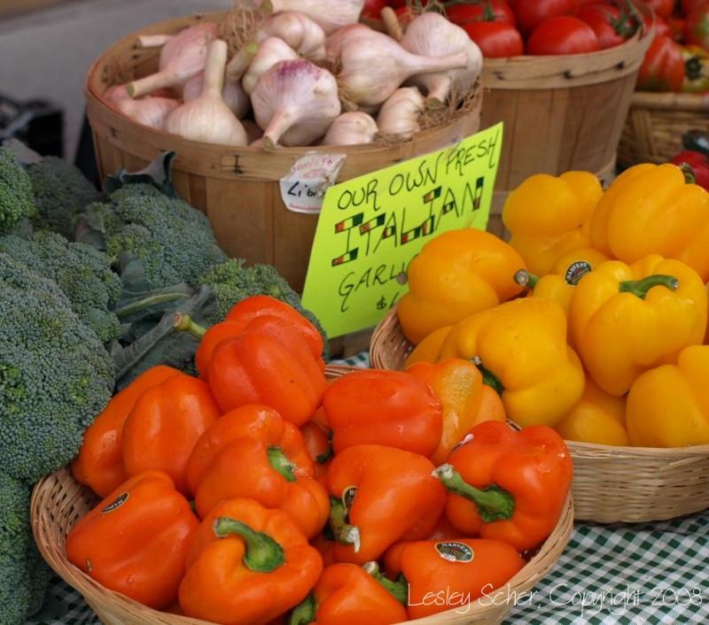 Farmer's Market (IV)